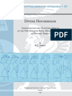 Haring_Divine Households-Administrative and Economic Aspects of the New Kingdom Royal Memorial Temples in Western Thebes