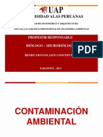 Diapositivas - Cont. Ambiental