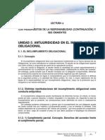 Lectura 2 - Los Presupuestos de La Responsabilidad Civil _cont._ y Sus Eximentes