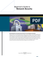 A Beginner's Guide to Network Security