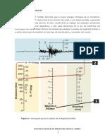 Cálculo de La Magnitud-Sismo