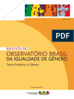 Revista Do Observatrio de Gnero