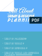 all about urban planning