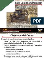 Curso Capacitacion Tractores Cadenas Bulldozers Caterpillar Cet