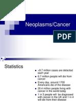Neoplasms Cancer