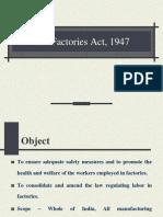 Factories Act...