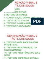 138. Mecanica Dos Solos - Apostila - Identif Visual Tactil Solos - Sl 01-19.11