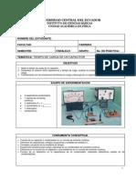 08 Guía de La Práctica de Tiempo de Carga de Un Capacitor LP