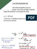 1Óptica (Ondulatória)