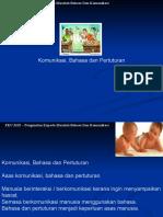 Komunikasi Bahasa Dan Per Tutu Ran