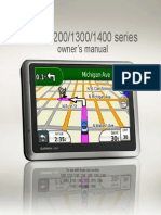 Garmin Nuvi Owners Manual 1200-1400