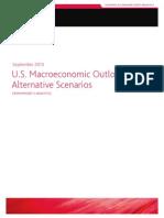 Moodys Analytics US Alternative Scenarios