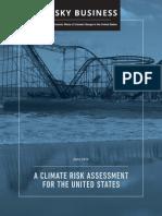Risky Business Final Report