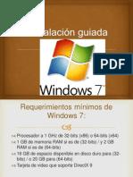 Instalacion Windos 7 Formatear Pc