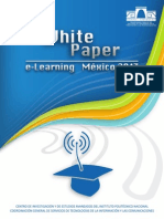 White Paper E-learning México 2013