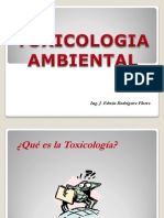 Toxicologia Ambientall