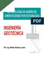 1-Diseño de Cimentaciones Por Estabilidad(18 Al 35)