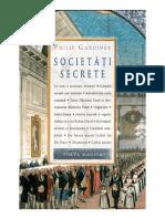 Philip Gardiner - Societati Secrete