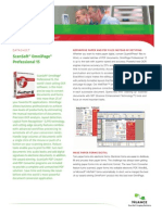 OmniPage Professional 15 Datasheet