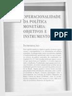 Cap. 7 Cardim Politica Monetaria