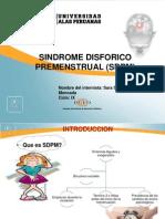 Sindrome Disforico Premenstrual