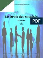 Cours Droit Des Sociétés