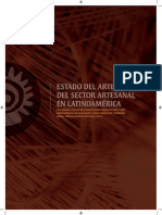 No 5 Libro Digital Estado Del Arte Del Sector Artesanal Latinoamer