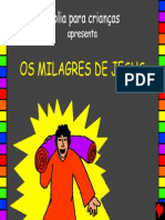 The Miracles of Jesus Portuguese