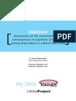 Zopiclone Report Sep09