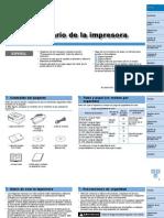 SELPHY CP820 Printer User Guide ES