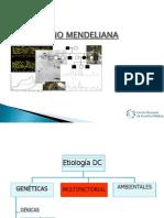 Herencia Multifactorial y Patrones No Clasicos. Dra. Alba