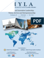 International Young Leaders Assembly Program