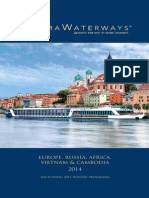 A Cruise on the AmaWaterways Preview 2014