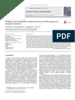 Forensic Science Inte07506746360750674636rnational Volume 239 Issue 2014 [Doi 10.1016_j.forsciint.2014.02.002] Liu, Cuimei; Hua, Zhendong; Bai, Yanping; Liu, Yao -- Profiling and Classification of Illicit Heroin by ICP-MS Analysis of Inorganic