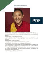 Interviu Cu Un Medic Tibetan Ayurvedic