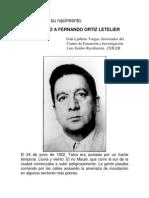 Recordando a Fernando Ortiz Letelier