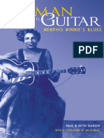 Introduction and First Two Chapters of Woman With Guitar