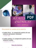 Reacciones Quimicas 2