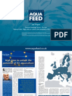 High time to unlock the potential of EU aquaculture