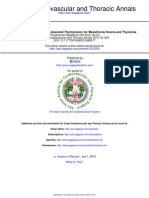 Asian Cardiovascular and Thoracic Annals 2010 Agasthian 234 9