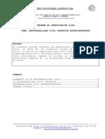 1411 Responsabilidad Civil Subjetiva Extracontractual