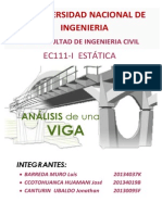 Estatica Vigas Final Ppt