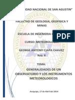 2º practica  GENERALIDADES DE UN OBSERVATORIO Y LOS INSTRUMENTOS METEOROLOGICOS.docx