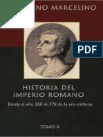 Ammiano Marcelino - Historia Del Imperio Romano - Tomo 2