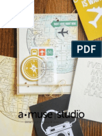 2014 a•muse|studio Catalog