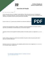PDF 002 - Exercícios