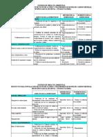 5.- Plan de Supervision Ambiental