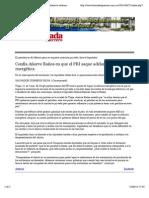 22-06-14 Confía Añorve Baños en Que El PRI Saque Adelante La Reforma Energética - La Jornada Guerrero