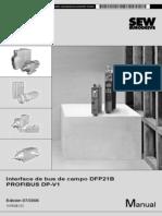 11479108 - Interface de Bus de Campo DFP21B Manual