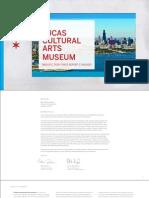 Lucas Cultural Arts Museum Chicago